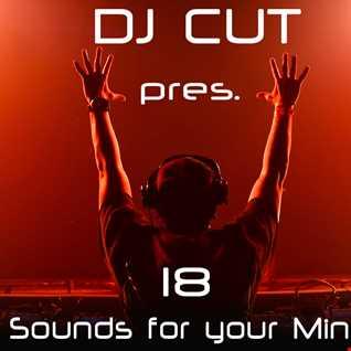 DJ CUT pres. Sounds for your Mind 018