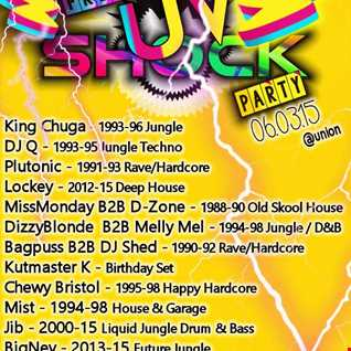 Free UV Shock Party - Radio Add