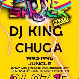King Chuga @ Free UV Shock Party