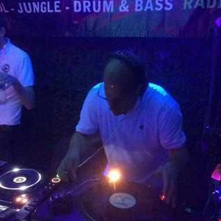 Last set of the night - DJ Q