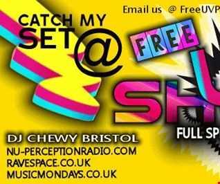 Chewy Bristol @ Free UV Shock Party