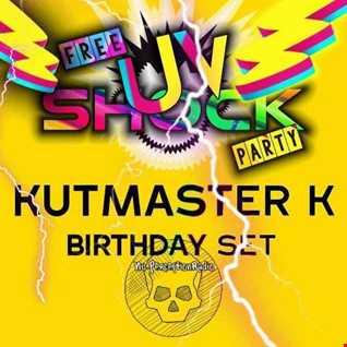 Kutmaster K @ Free UV Shock Party