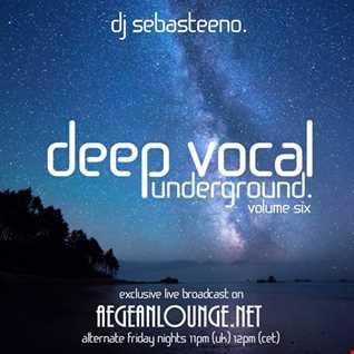 Deep Vocal Underground Volume SIX