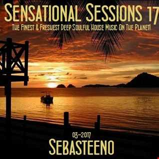 Sensational Sessions 17   THE RETURN!!! March 2017