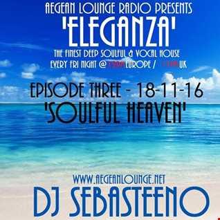 Aegean Eleganza 3 18 11 16   'Soulful Heaven!'