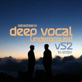 DEEP VOCAL Underground Volume 52   10 2020
