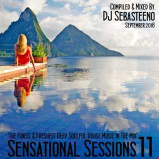 Sensational Sessions 11   This Funky Bassline Never Stops!!!!