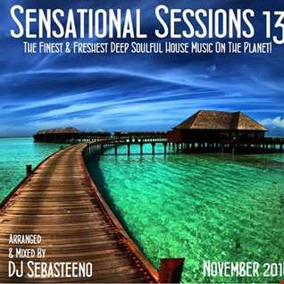 Sensational Sessions 13   LUCKY FOR SOME!