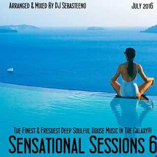 Sensational Sessions 6   July 2016