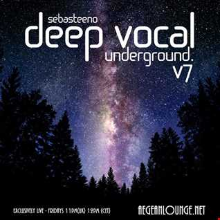 Deep Vocal Underground Volume SEVEN   aegeanlounge.net   23 12 16