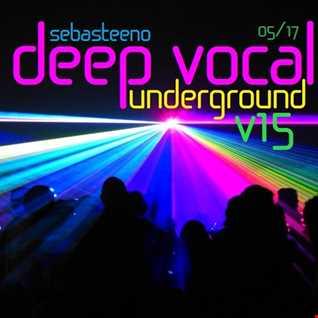 DEEP VOCAL UNDERGROUND Volume FIFTEEN