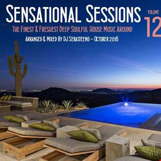 Sensational Sessions 12 October 2016