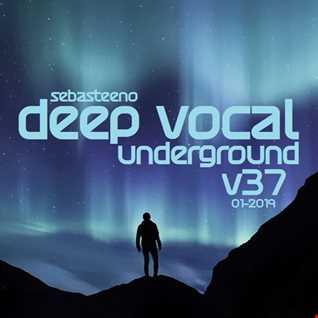 DEEP VOCAL Underground Volume 37   January 2019