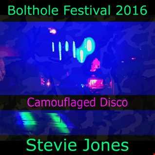 Stevie Jones live at Botlhole Festival