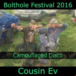 Cousin Ev live at Botlhole Festival