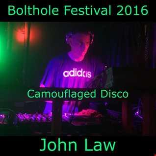 John Law live at Bolthole Festival