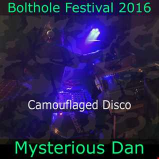 Mysterious Dan at Botlhole Festival