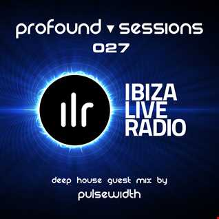Deep House: Profound Sessions Guest Mix for ibizaliveradio 21.10.2015