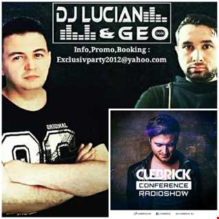 Dj Lucian&Geo-Best Festival Party Mix October(Guest Mix-Cuebrick)