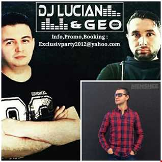 Dj Lucian & Geo-Best Festival Party Mix 2020  (Guest Mix-Menshee)