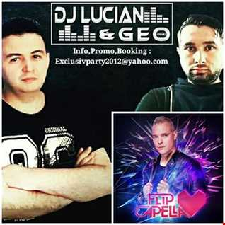 Dj Lucian&Geo-Best Festival Party Mix 2019 (Guest Mix Flip Capella)