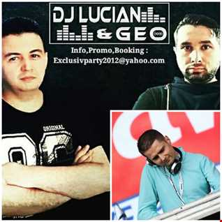 Dj Lucian &Geo-Best Festival Party Mix August (Guest Mix Adrena Line)