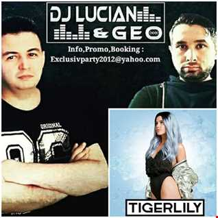 Dj Lucian&Geo-Best Festival Party Mix  2019(Guest Mix Tigerlily)