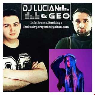 Dj Lucian&Geo- Best Festival Party Mix(Guest Mix - Dj Da Candy)