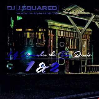 MJ -Remember the Time (Dj JSquared Remix 2)