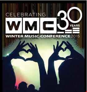 Winter Music Conference 2015 Miami