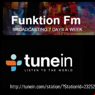 Ectomorph - Live on Funktion FM 09-10-14