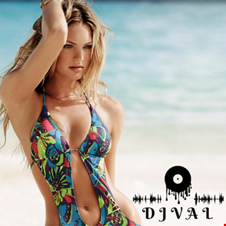 DJ VAL DEEP VOCAL HOUSE 4 (SUMMER MIX 2016)
