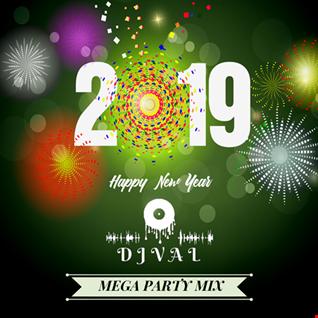 DJ VAL CLUB & DANCE MUSIC 55 (NEW YEAR 2019)