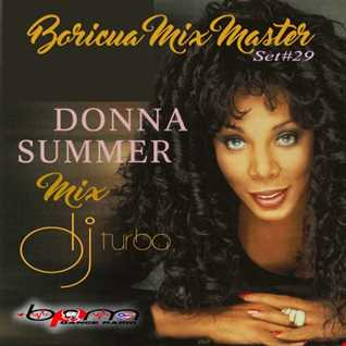 Donna Summer Tribute by DjTuRbA