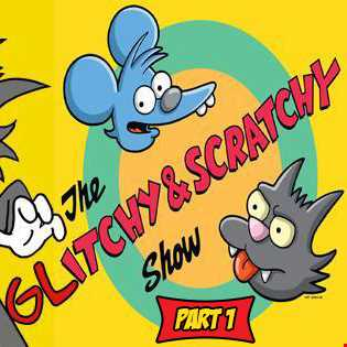 [Glitch Hop Live] Wicked Vibez - The Glitchy & Scratchy Show Part 1 [FREE DL]