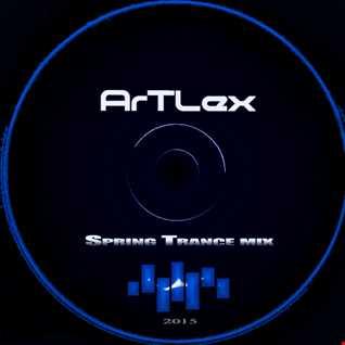 Artlex   Spring trance Mix 2015 [Fullon]