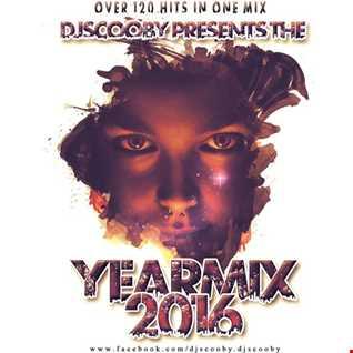 DjScooby   Yearmix 2016