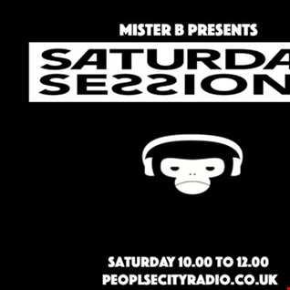 Mister B Saturday Static Sesh 6th Aug 16