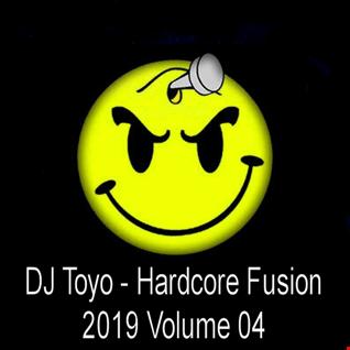 DJ Toyo   Hardcore Fusion 2019 Volume 04