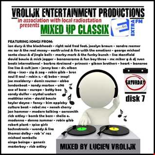 Mixed Up Classix No. 45   Old & New (mixed by Lucien Vrolijk)