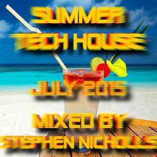 [House] Summer Tech House Mix July 2015