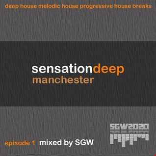 SGW Sensation deep manchester episode 1