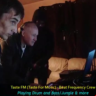 Beat Frequency Crew - Taste FM - 27.10.18 (Audio from Facebook Live)
