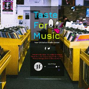Taste FM - Mr Distance - 1.1.18