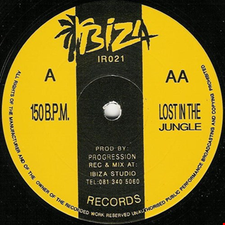 (3rd Phase Jungle Techno) Lost In The Jungle