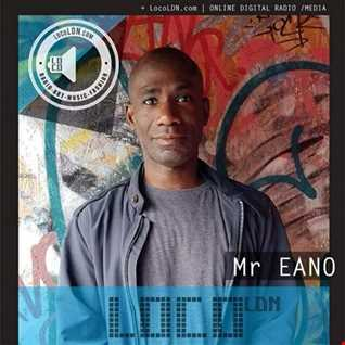 Mr Eano Retro Beats Show on LocoLDN 11.12.2017