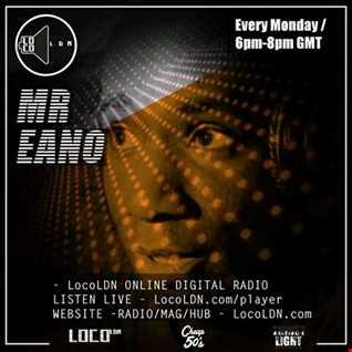 Mr Eano Retro Beats Show on LocoLDN 06.03.2017