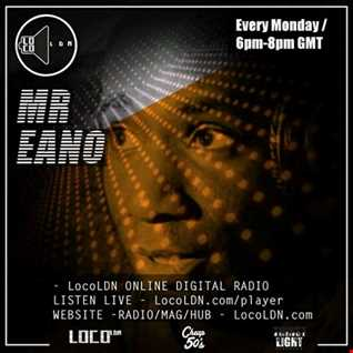 Mr Eano Retro Beats Show on LocoLDN 13.03.2017