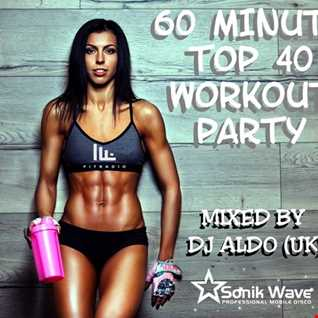 60 Min Top 40 Workout Party