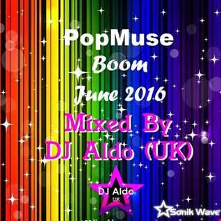 PopMuse June Boom